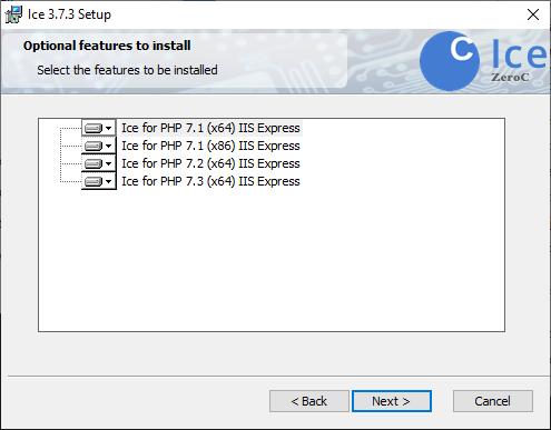 Using the Windows Binary Distributions - Ice